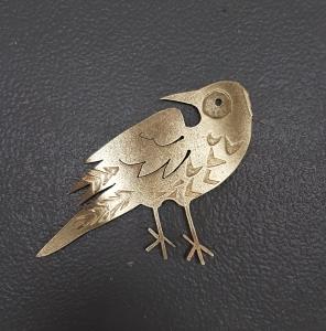 Jewellery Making at Cambridge Art Makers bird