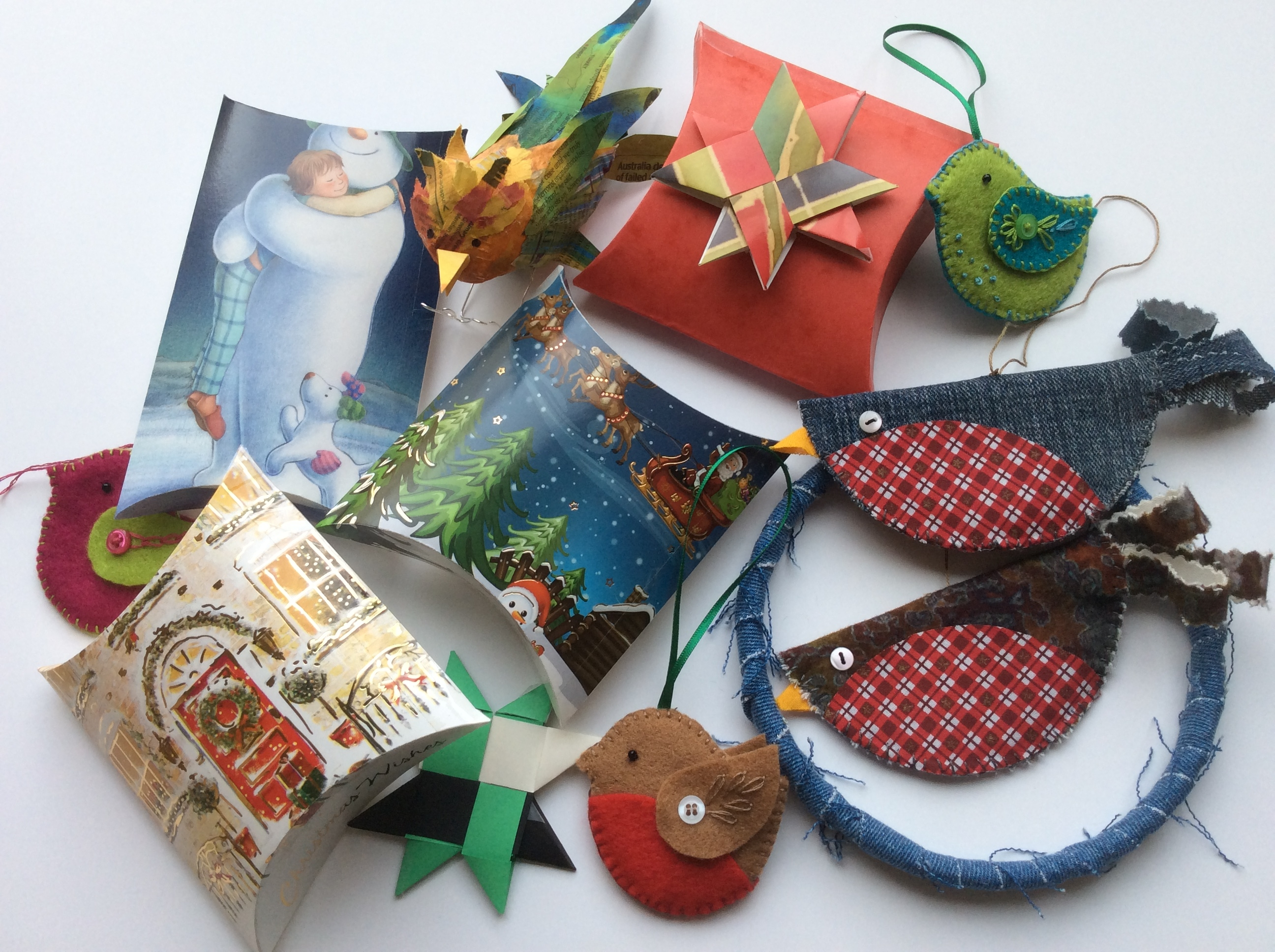 Gill Collinson Christmas Courses at Cambridge Art Makers
