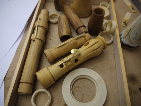 Make Instruments with Cambridge Woodwind Makers