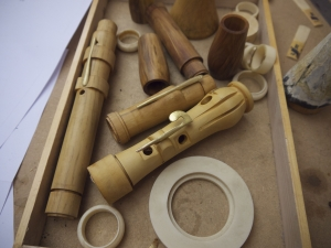 Cambridge Woodwind Makers Make an Instrument