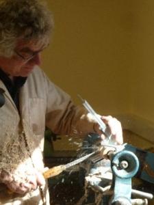 Tim Cranmore tutor at Cambridge Woodwind Makers