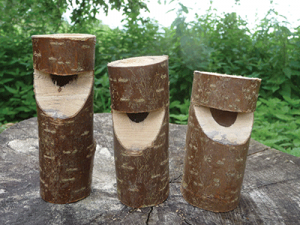 WoodlandWhistles making course with Daniel Bangham at Cambridge Woodwind Makers