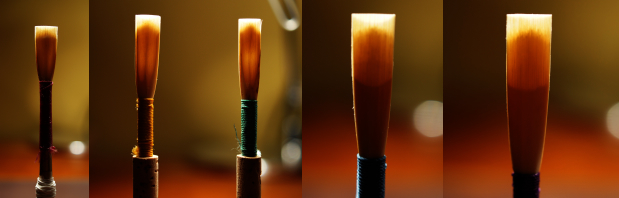Oboe Reeds with Cambridge Woodwind Makers
