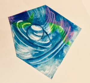 Drypoint printing courses with Sue Jones at Cambridge Art Makers
