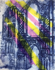 Drypoint at Cambridge Art Makers