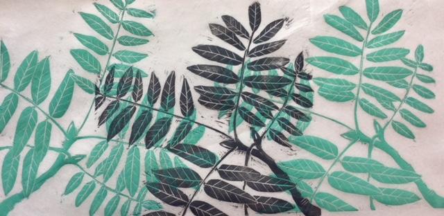 Printmaking at Cambridge Art Makers