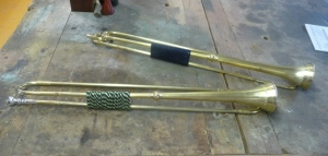 Long Trumpet Making courses at Cambridge Woodwind Makers