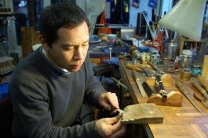 Peter Worrell tutor at Cambridge Woodwind Makers