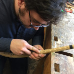 Sam Goble tutor at Cambridge Woodwind Makers