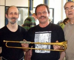 Long Trumpet Makers at Cambridge Woodwind Makers