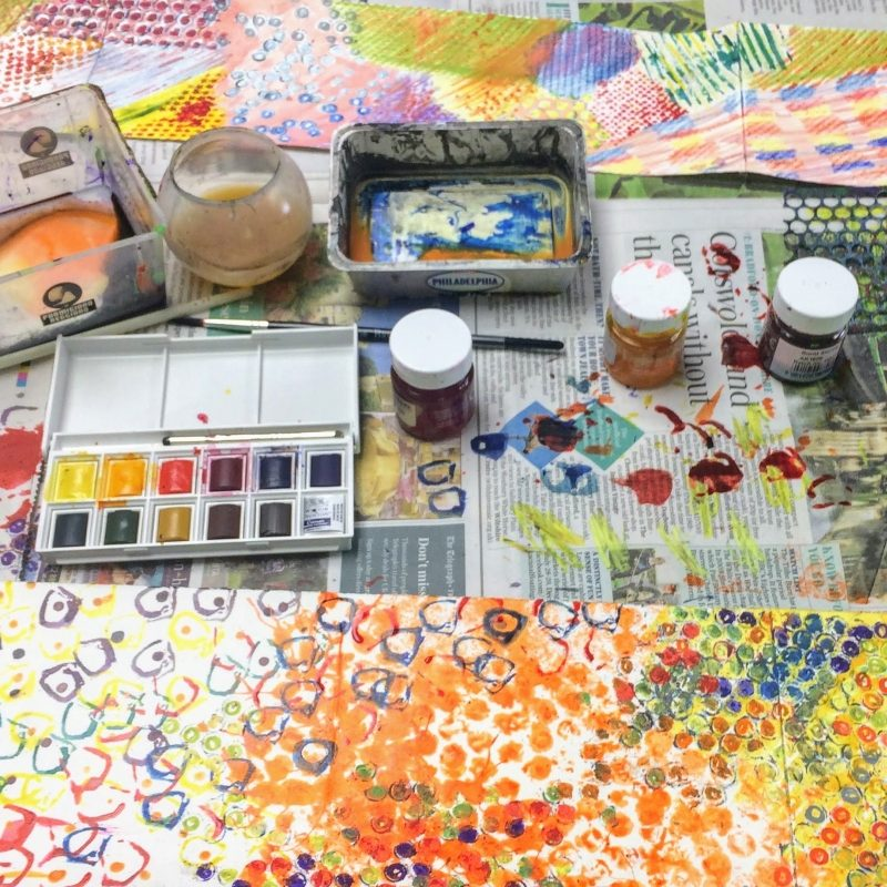 Creative Drawing courses with Niki Chandler at Cambridge Art Makers