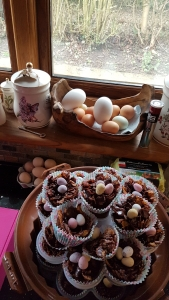 Easter bakes at Cambridge Art Makers