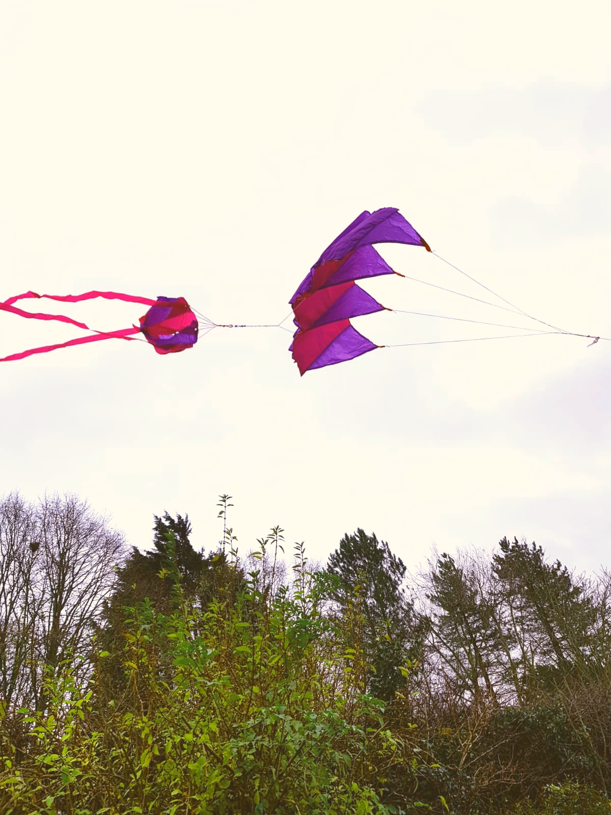 Pocket kite by Rob Abineri for Mini Makers at Cambridge Art Makers