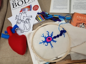 Sewing for Surgeons at Cambridge Art Makers