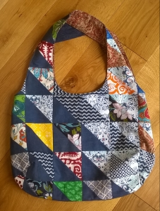 Stack & Whack quilted bag course with Niki Chandler at Cambridge Art Makers