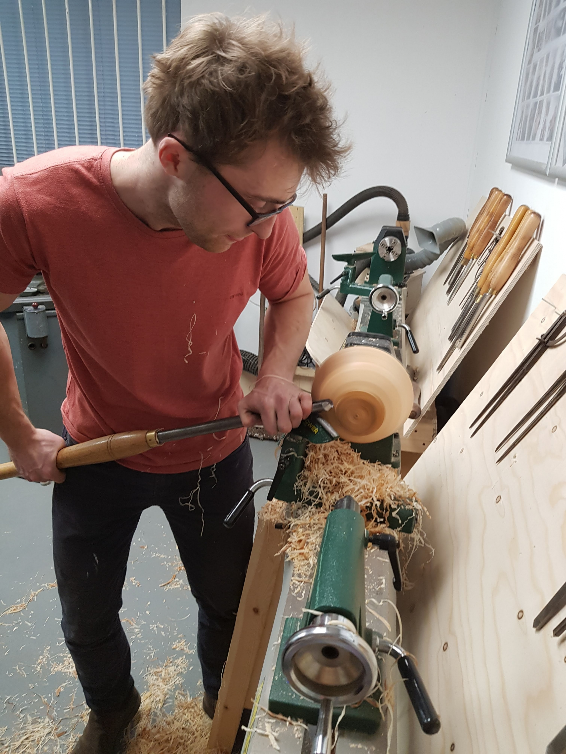 Olly Moses tutor at Cambridge Art Makers