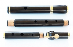 One Keyed Folk Flute Making course with Peter Worrell and Paul Windridge at Cambridge Art Makers
