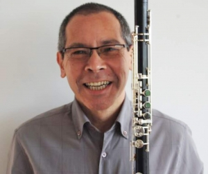 Peter Worrell Cambridge Woodwind Makers course tutor