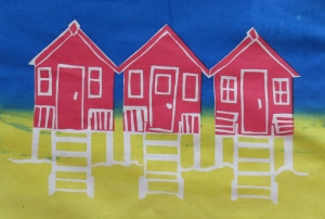 Screen Printing courses with Sarah Ruff at Cambridge Art Makers