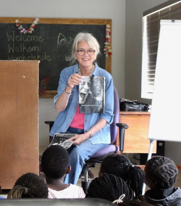 Creative writing course with Lesley Beake