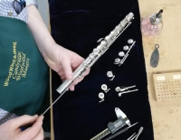Flute Repair Care course with Daniel Bangham at Cambridge Woodwind Makers