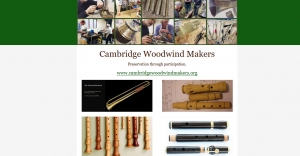 Cambridge Woodwind Makers Newsletters