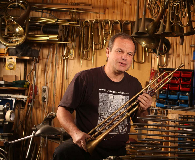 Michael Munkwitz tutor at Cambridge Woodwind Makers