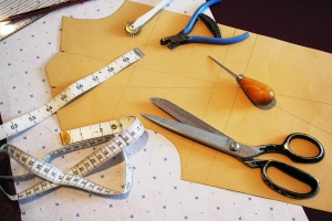 Creative Pattern Cutting course with Jacqueline Bounsall at Cambridge Art Makers
