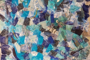 Papercloth textiles course with Gill Collinson at Cambridge Art Makers