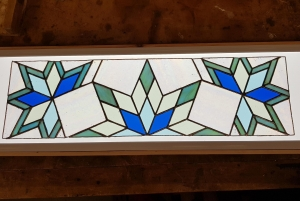 Stained Glass course with Jill Fordham at Cambridge Art Makers