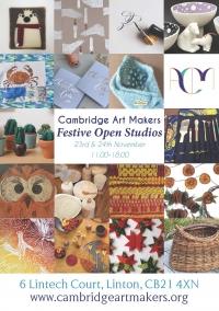 Cambridge Art Makers Festive Open Studios 2019
