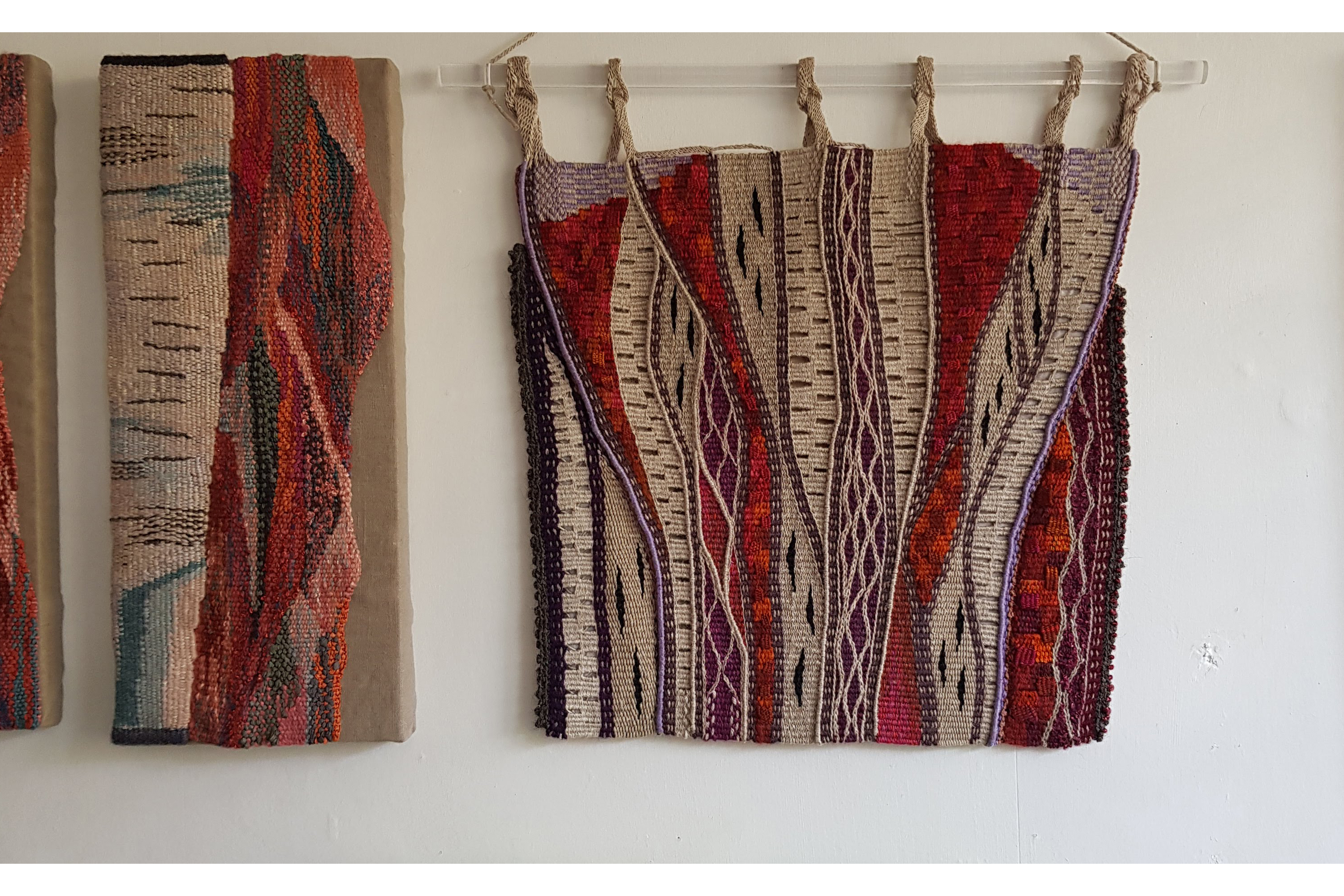 Tapestry Weaving with Paula Armstrong