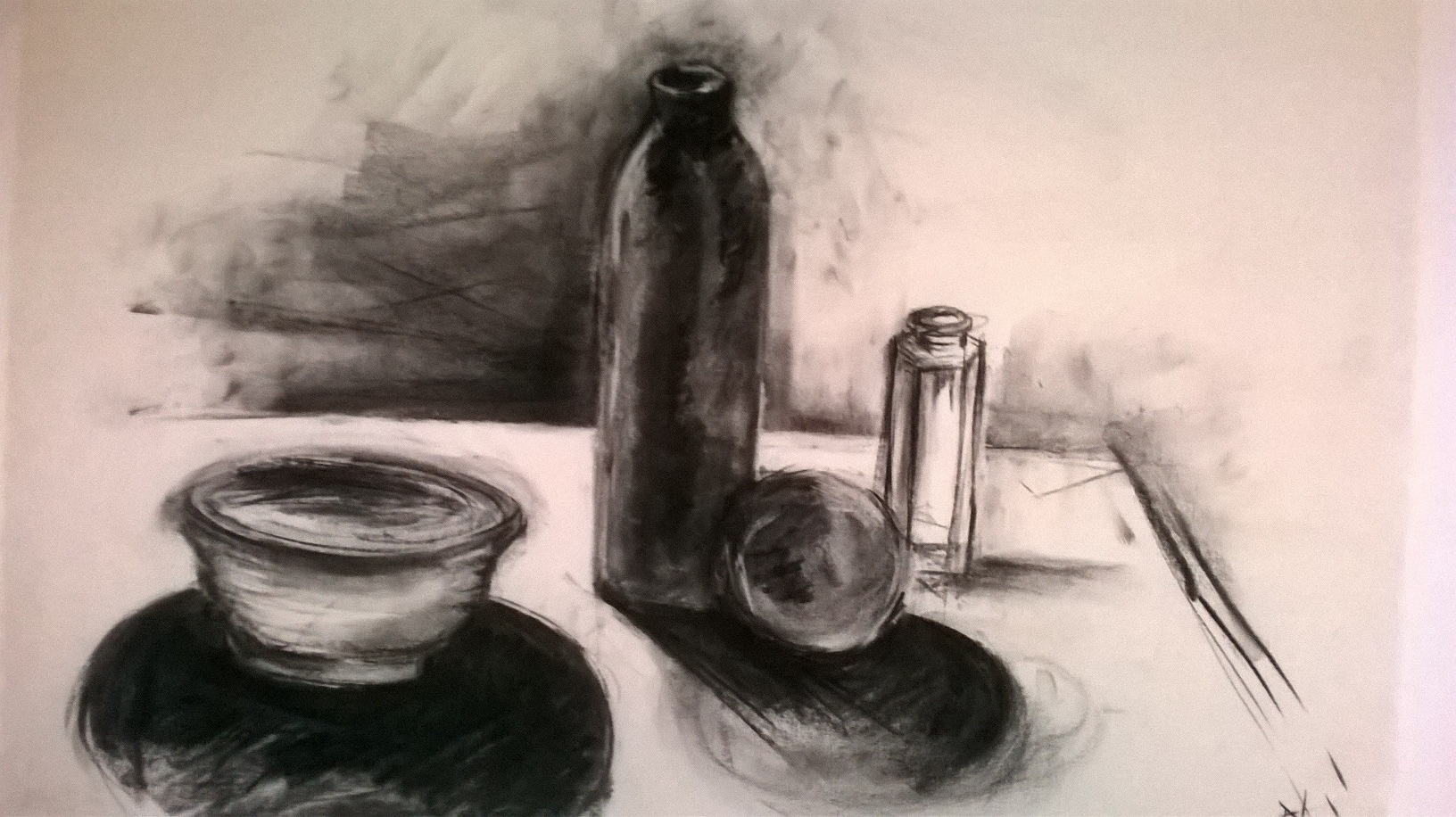 Charcoal Creative Drawing Course with Niki Chandler at Cambridge Art Makers