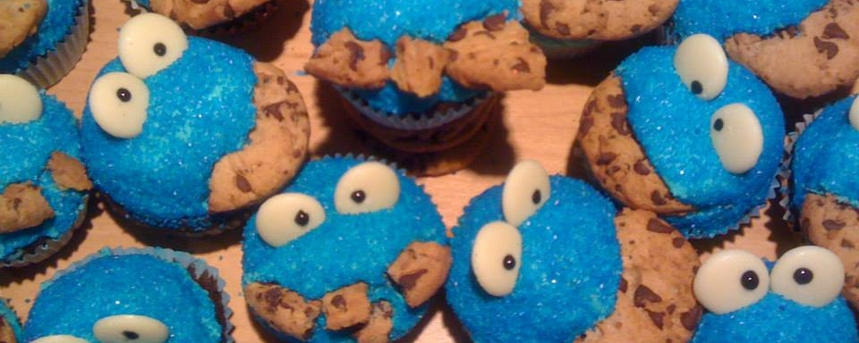 Cookie Monsters at Cambridge Makers
