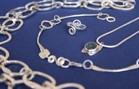 Jewellery & Silversmithing courses at Cambridge Art Makers