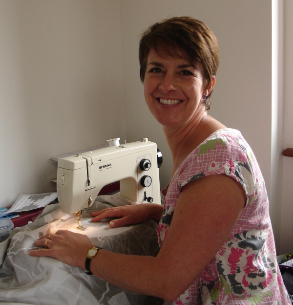 Niki Chandler Patchwork & Quilting tutor at Cambridge Art Makers