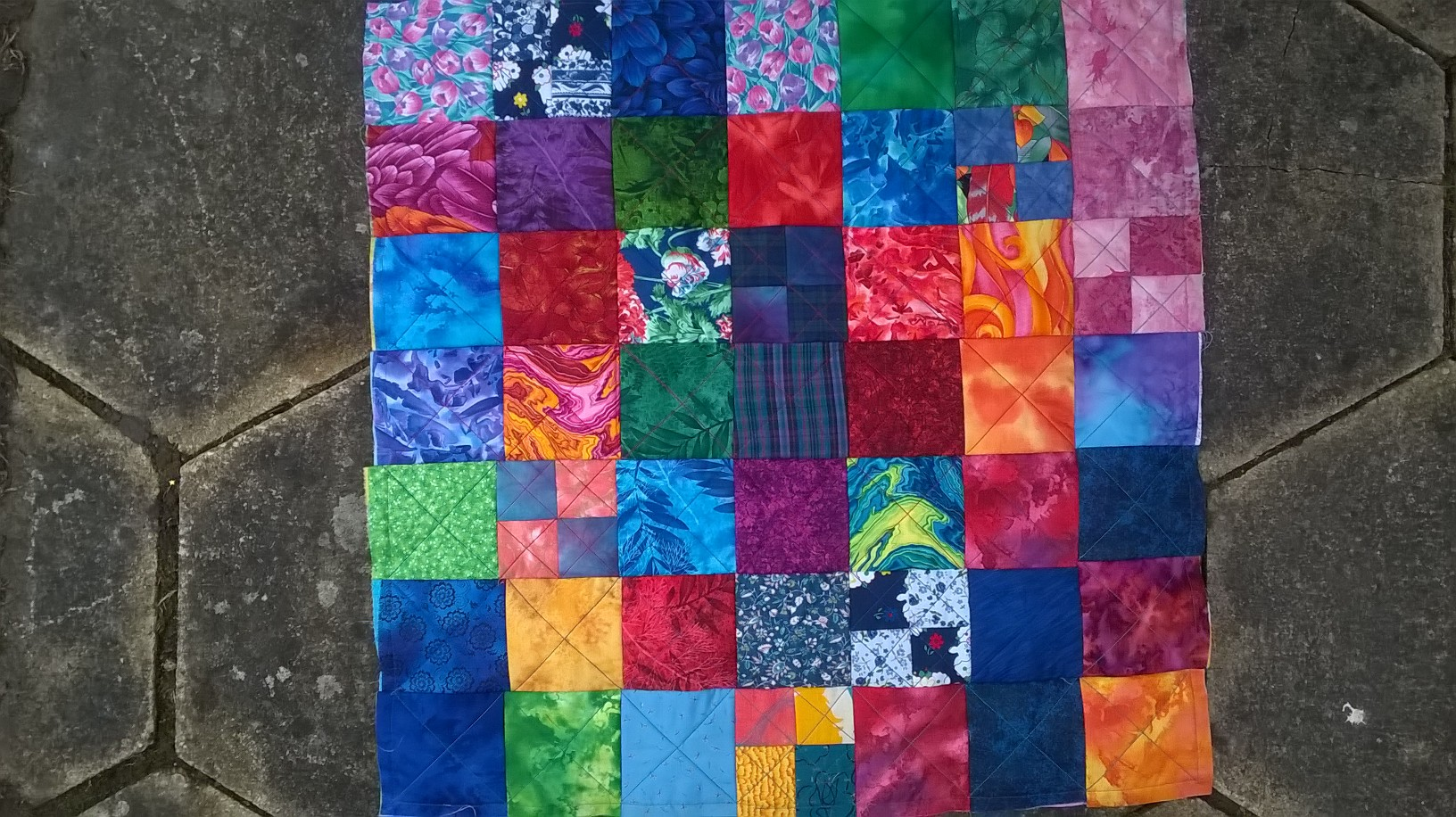 Patchwork & Quilting course with Niki Chandler at Cambridge Art Makers